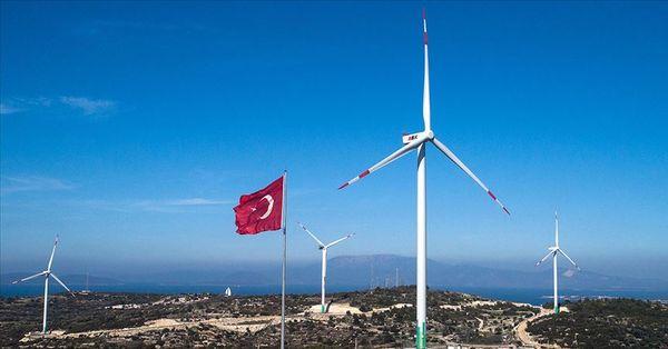 Türkiye'nin rüzgar kapasitesi artıyor