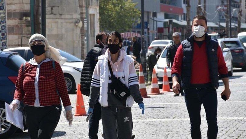 izmir'de maske zorunluluğu