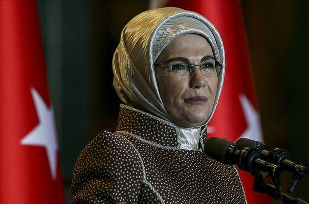 Emine Erdoğandan Kadir Gecesi mesajı