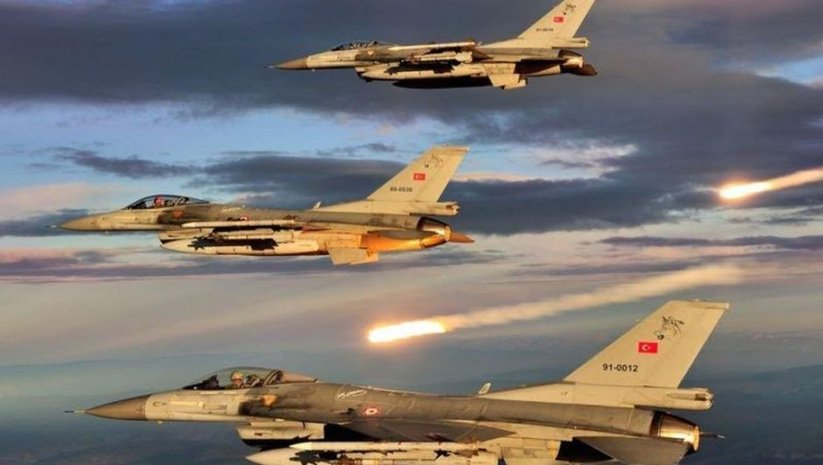 Kuzey Irak'ta 4 PKK'lı öldürüldü!
