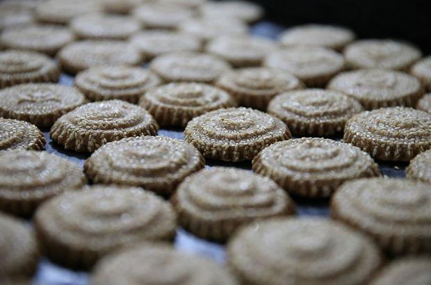 Hatay'ın Ramazan kurabiyesi!