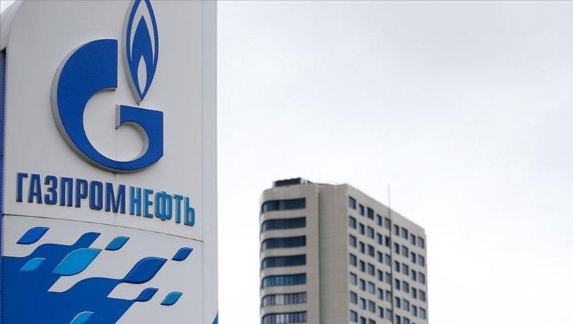 Gazprom doğal gaz ihracat