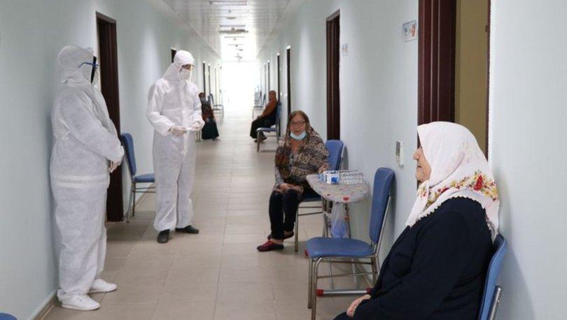 karantina süreleri dolan 209 kişi evlerine uğurlandı - KIRŞEHİR