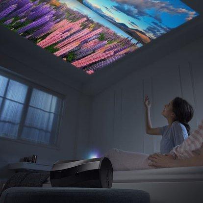 Acer'dan evde kullanıma uygun iki yeni projektör - Haberler