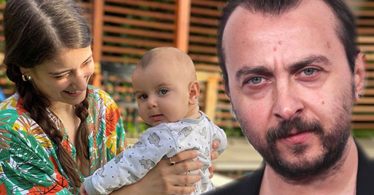 6 aylık oğlu Fikret Ali ile yeni pozunu yayınladı