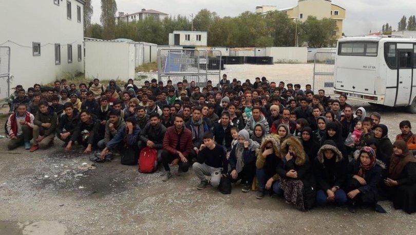 van iran sınırı göçmen