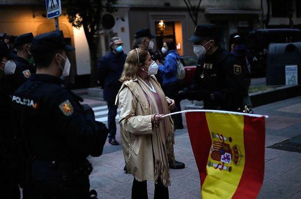 İspanya'da OHAL uzatıldı!