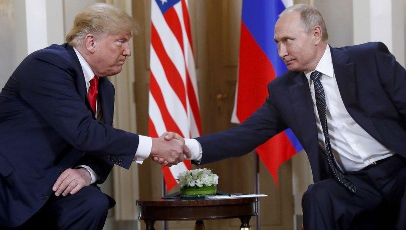 Donald Trump ve Vladimir Putin