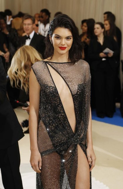 Kendall Jenner'a festival davasında 90 bin dolar ceza - Magazin haberleri