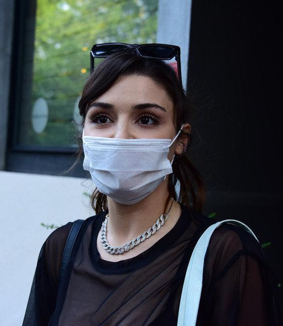 Hande Erçel: Kerem Bürsin olağanüstü biri - Magazin haberleri