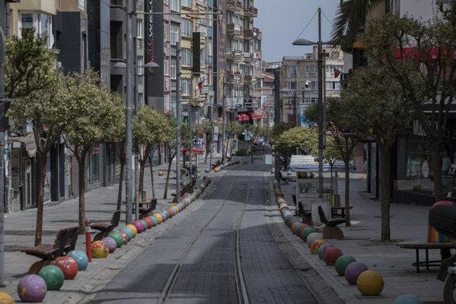 """İçişleri Bakanlığı 81 ilin valiliğine """"sokağa çıkma kısıtlaması"""" ile ilgili genelge gönderdi"""