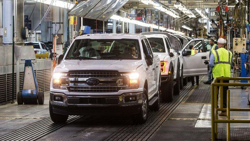 Ford 2 fabrikayı yeniden kapattı - haberler