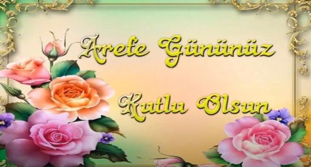 Arefe günü mesajları 2020: Kısa, uzun , yazılı, resimli Arefe günü mesajları sevdiklerinize gönderin