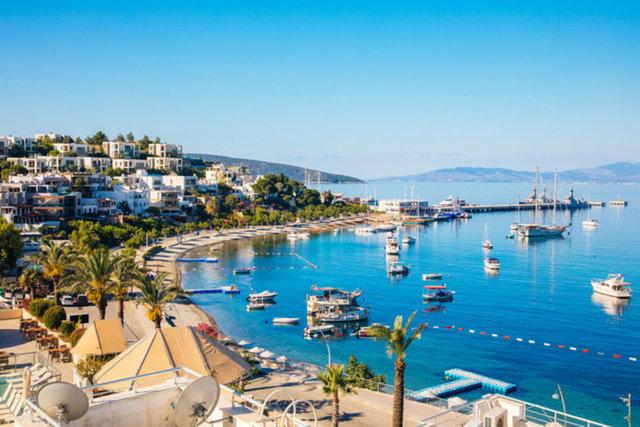 Türkiye'de 'Mavi Bayraklı' plaj sayısı 486'ya ulaştı