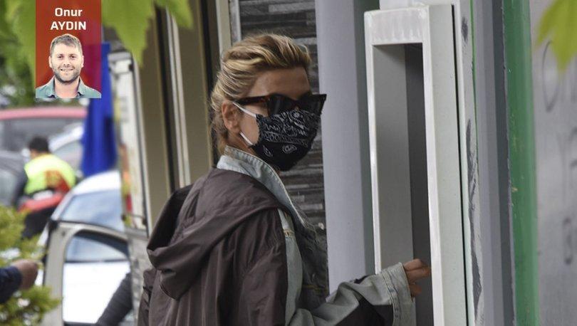 Tuba Coşkun'dan maskeli önlem - Magazin haberleri