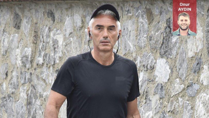 Haluk Dinçer yürüyüşte - Magazin haberleri