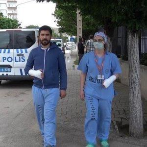 İKİ DOKTOR TEKME-TOKAT DARP EDİLDİ!
