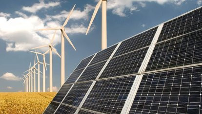 Yenilenebilir enerjiye