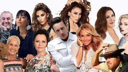 Gökhan Türkmen, Güliz Ayla, Candan Erçetin, Demet Akbağ, Edis