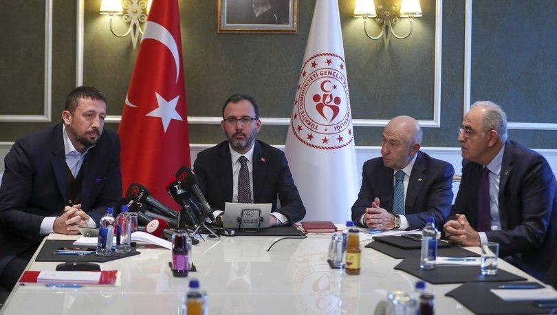 Mehmet Muharrem Kasapoğlu, Nihat Özdemir, Hidayet Türkoğlu