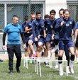 TFF 1. Lig ekiplerinden Osmanlıspor, yeni tip koronavirüs (Kovid-19) salgını sebebiyle ara verilen ligde sezonun kalan maçları için hazırlıklara başladı.