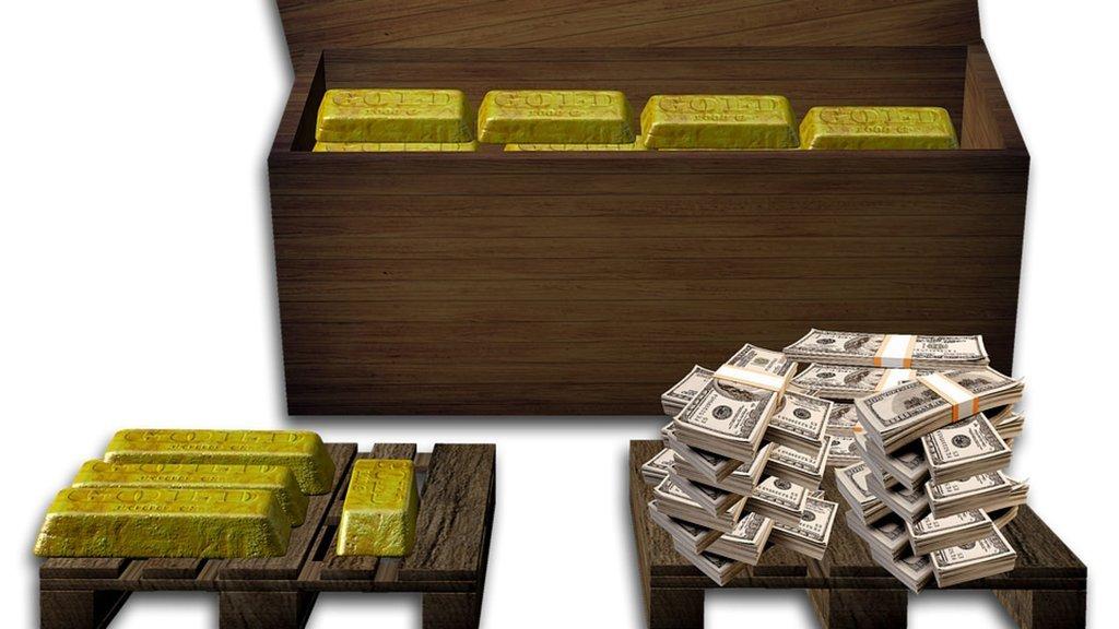 Banka bonosu, altın ve dövize ek vergi
