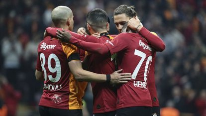 Galatasaraylı futbolculardan Ramazan Bayramı mesajı