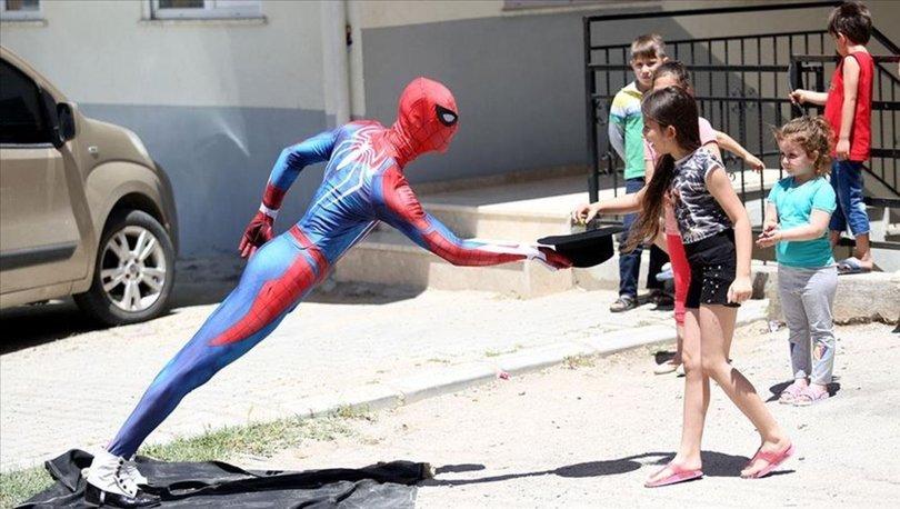 Antalyalı Örümcek Adam
