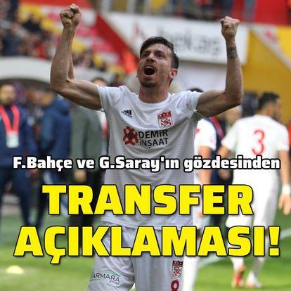 Mert Hakan'dan transfer açıklaması!
