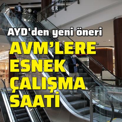 AYD'den AVM'ler ile ilgili yeni öneri!