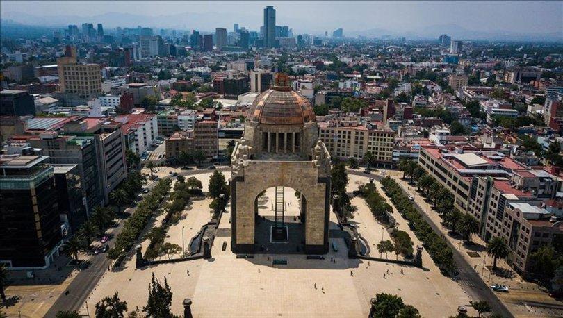 Meksika'da son 24 saatte 215 kişi hayatını kaybetti!