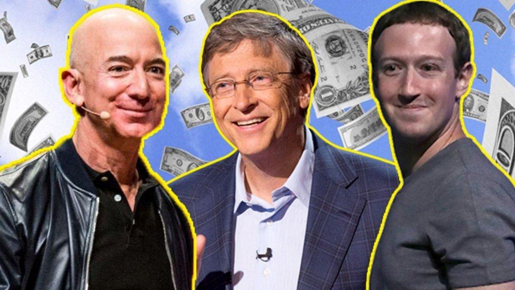 2 ayda 434 milyar dolar kazandılar