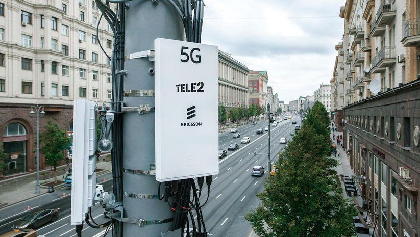 İsveç'te 5G'ye geçildi