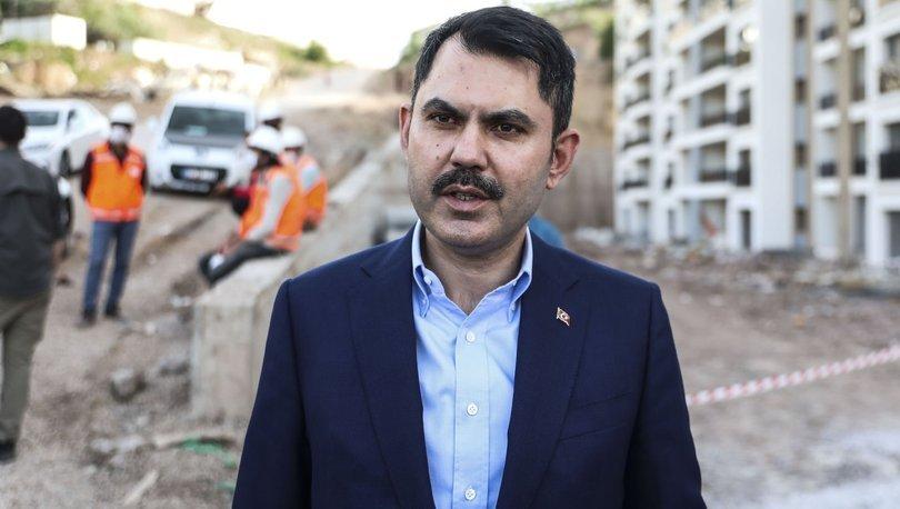 Bakan Kurum: Antalya'da, imara aykırı izinsiz 413 yapı tespit edildi