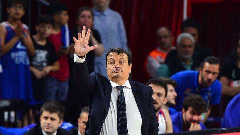 Ergin Ataman, THY Avrupa Ligi'nde sezonun iptalini değerlendirdi