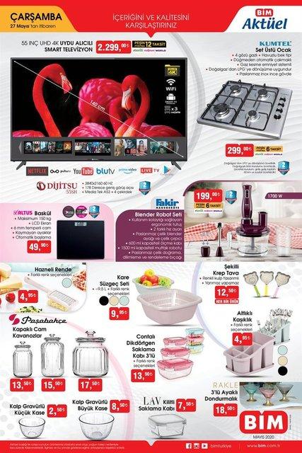 A101 BİM ŞOK aktüel ürünler kataloğu! 27 - 28 Mayıs 2020 A101, BİM, ŞOK katalog ürünleri