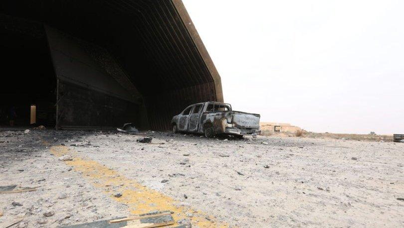Libya ordusu, operasyonları 2 günlüğüne durdurdu