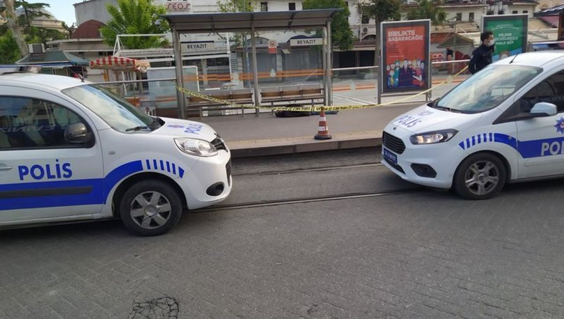 Beyazıt tramvay durağı