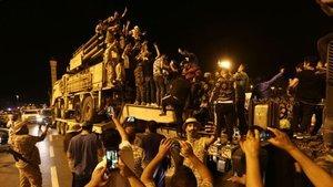 """Libya Ordusu """"Öfke volkanı""""nı durdurdu! Hafter'e son şans!"""