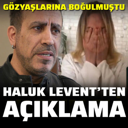 Haluk Levent harekete geçti