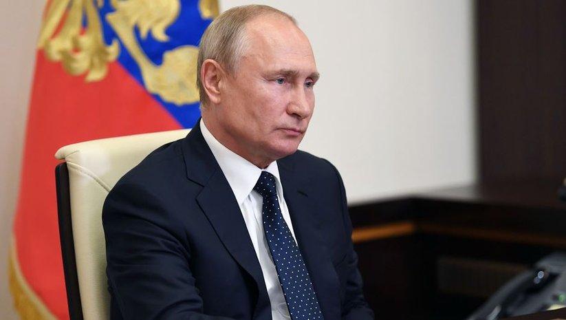 Putin'den 'Salgında zirveyi gördük' açıklaması