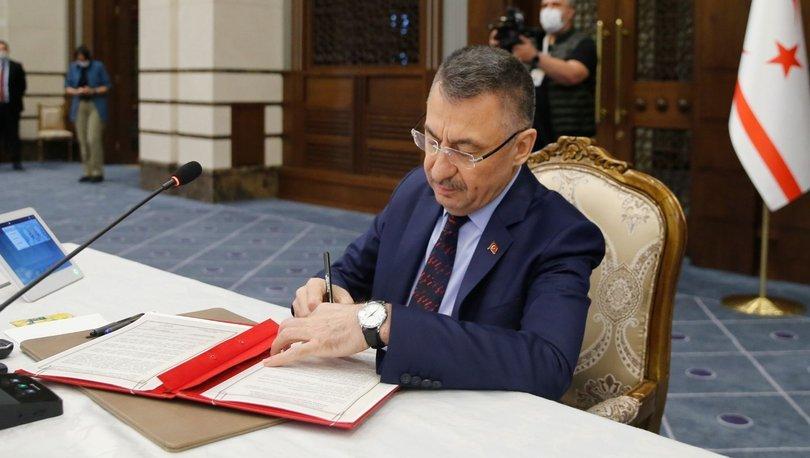 KKTC ile yeni anlaşma imzalandı