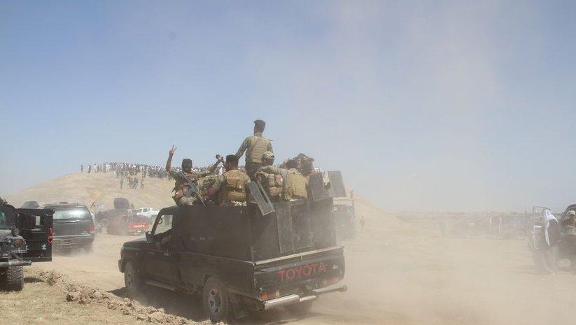 DEAŞ'ın sözde Irak sorumlusu öldürüldü!
