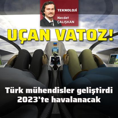 Türkler geliştirdi, hedef uzay turizmi