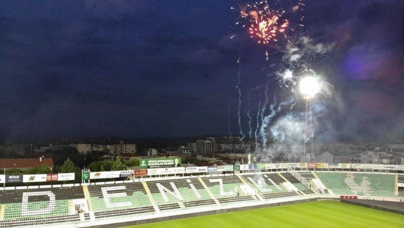 Denizlispor 54. yaşını kutladı