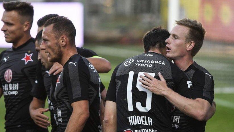 Slavia Prag hata yapmadı