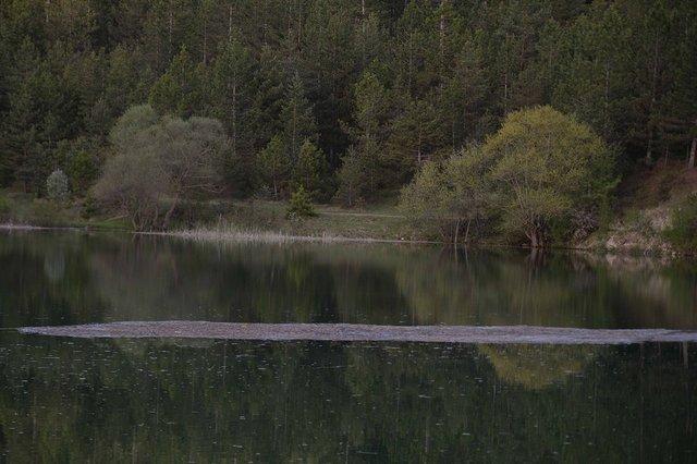 Ortakçılar Göleti doğaseverlerle bulaşmayı iple çekiyor