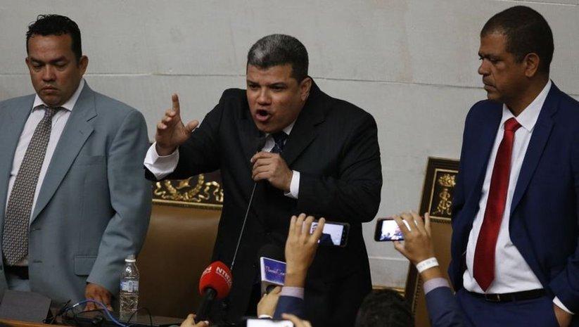 Parra'nın Ulusal Meclis Başkanlığı onaylandı