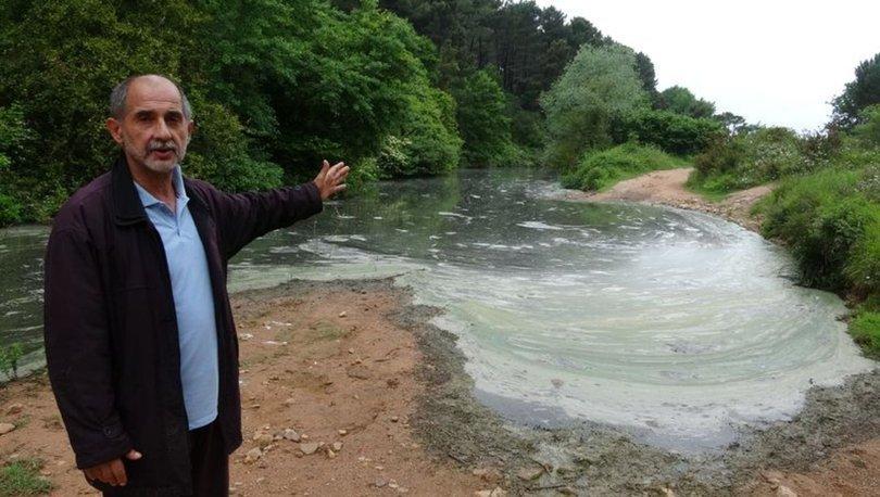 aydos ormanı göl çevre kirliliği