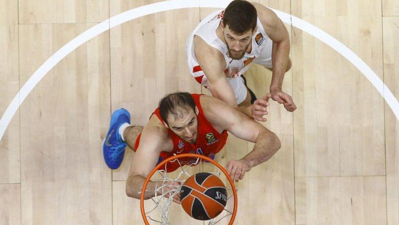 CSKA Moskova'da 2 ayrılık